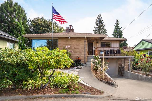 9008 31st Ave NW, Seattle, WA 98117 (#1514130) :: Chris Cross Real Estate Group