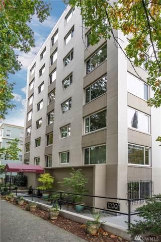 1200 Boylston Ave #502, Seattle, WA 98101 (#1514180) :: Chris Cross Real Estate Group
