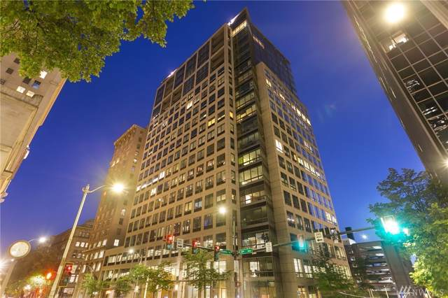 715 2nd Ave #1803, Seattle, WA 98104 (#1514231) :: Ben Kinney Real Estate Team