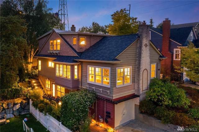1415 N Nob Hill Ave N, Seattle, WA 98109 (#1514297) :: Ben Kinney Real Estate Team