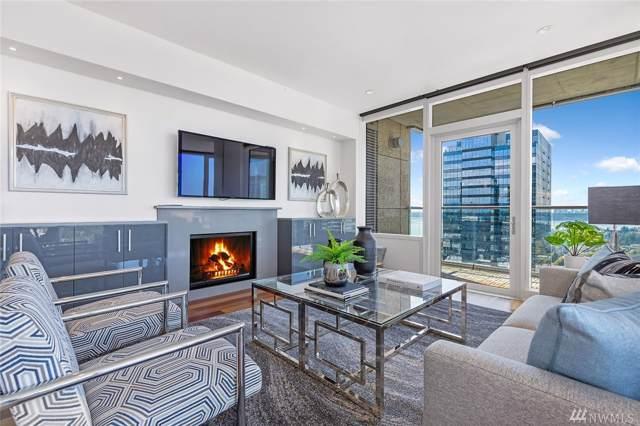 500 106th Ave NE #3301, Bellevue, WA 98004 (#1514405) :: Lucas Pinto Real Estate Group