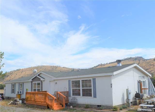 98 Hanson Rd, Okanogan, WA 98840 (#1514422) :: Ben Kinney Real Estate Team