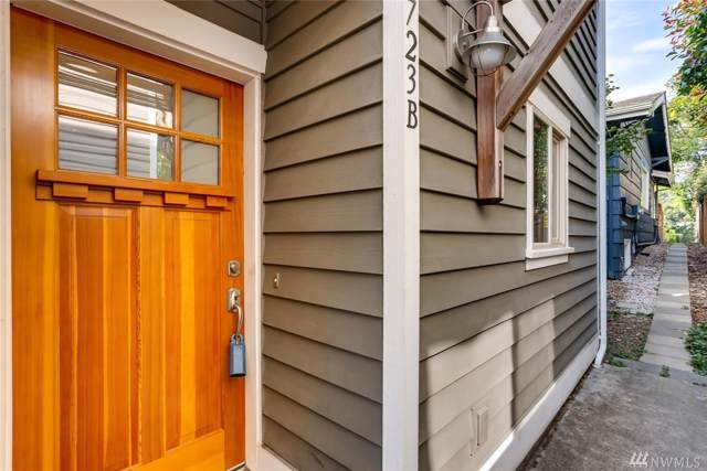 2723 S Judkins St B, Seattle, WA 98144 (#1514471) :: Chris Cross Real Estate Group