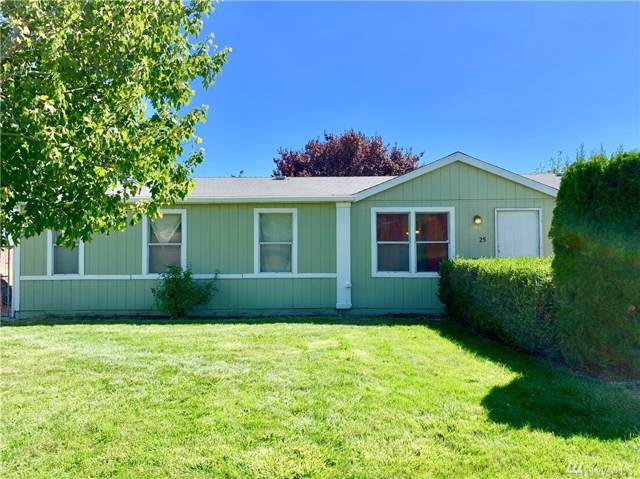 2480 SW Basin St #25, Ephrata, WA 98823 (#1514473) :: Canterwood Real Estate Team