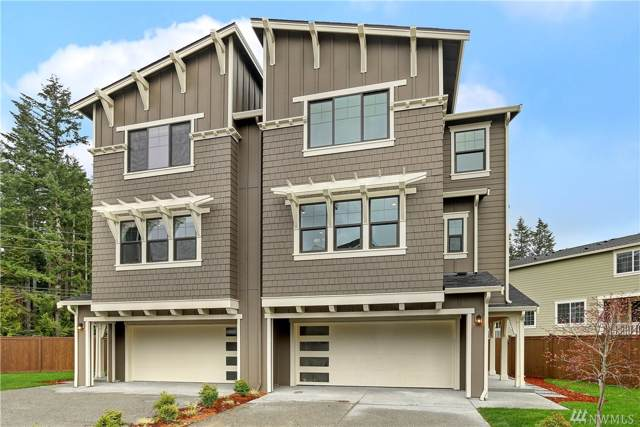7822 NE 121st Lane A, Kirkland, WA 98034 (#1514706) :: The Kendra Todd Group at Keller Williams