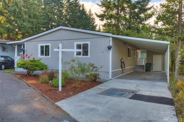 2500 S 370th St #71, Federal Way, WA 98003 (#1514842) :: The Kendra Todd Group at Keller Williams