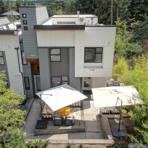 176 107th Ave SE #7, Bellevue, WA 98004 (#1514907) :: Lucas Pinto Real Estate Group