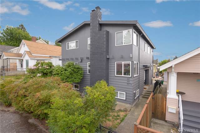 357 NW 50th St, Seattle, WA 98107 (#1515001) :: Real Estate Solutions Group