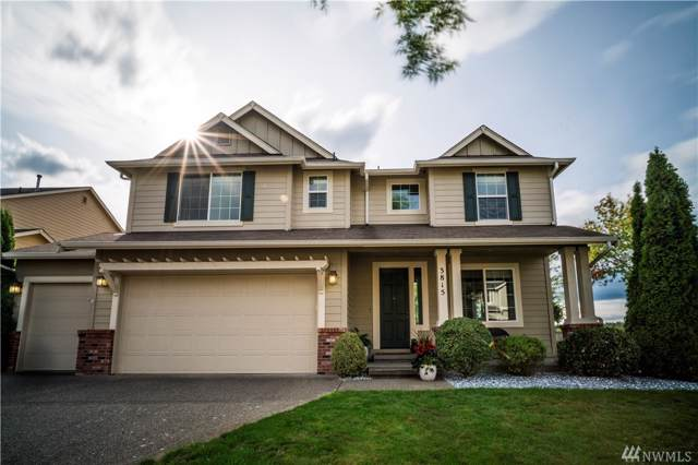 3815 Steinerberg St SE, Lacey, WA 98503 (#1515056) :: Real Estate Solutions Group