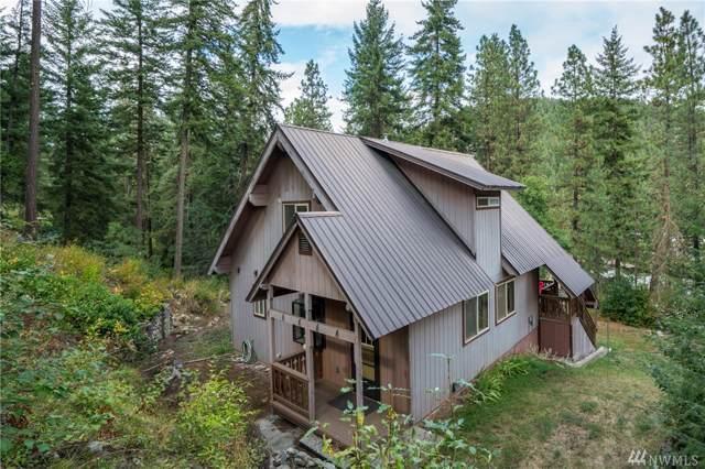 11500 Freund Canyon Rd, Leavenworth, WA 98826 (#1515303) :: Ben Kinney Real Estate Team