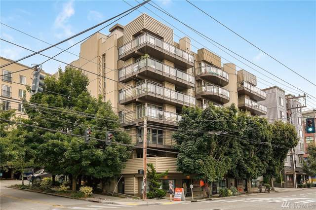 1550 Eastlake Ave E #206, Seattle, WA 98102 (#1515390) :: Alchemy Real Estate