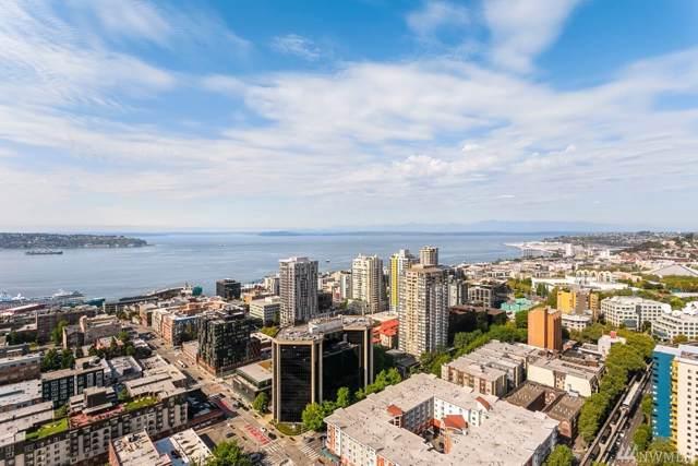 588 Bell St 3506S, Seattle, WA 98121 (#1515800) :: Keller Williams Western Realty