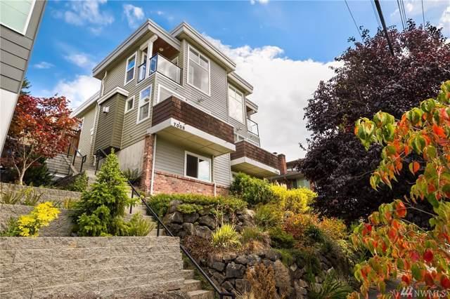 7008 California Ave SW A, Seattle, WA 98136 (#1515990) :: Ben Kinney Real Estate Team