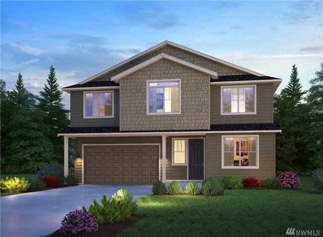 21911 NW Cascadian (Lot 7) St, Poulsbo, WA 98370 (#1516193) :: Ben Kinney Real Estate Team