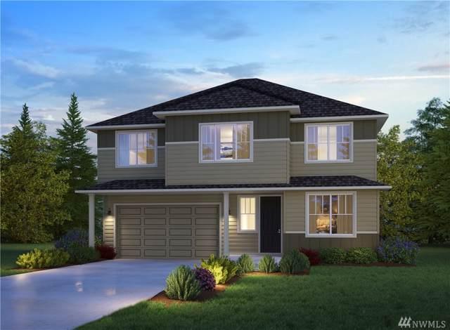 21909 NW Cascadian (Lot 6) St, Poulsbo, WA 98370 (#1516386) :: Ben Kinney Real Estate Team