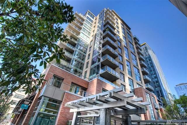910 Lenora S409, Seattle, WA 98121 (#1516523) :: Alchemy Real Estate