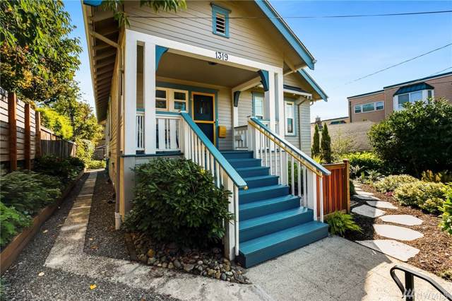 1319 N 43rd St, Seattle, WA 98103 (#1516698) :: Real Estate Solutions Group