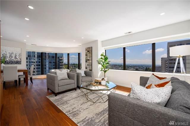1301 Spring St 12-C, Seattle, WA 98104 (#1516708) :: Chris Cross Real Estate Group