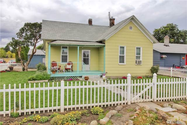 601 N Pacific St, Ellensburg, WA 98926 (#1516723) :: Record Real Estate