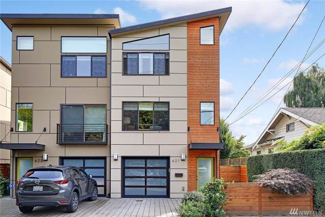 621 N 48th St, Seattle, WA 98103 (#1516737) :: Real Estate Solutions Group