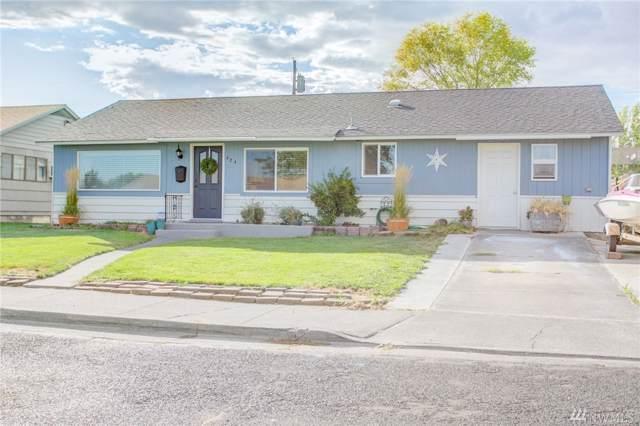 424 N Clark Rd, Moses Lake, WA 98837 (#1516768) :: Mike & Sandi Nelson Real Estate
