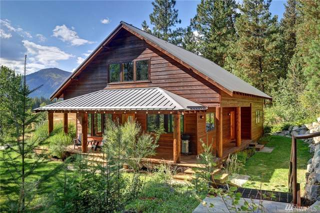 69 Chechaquo Ranch Rd, Mazama, WA 98833 (#1516845) :: Canterwood Real Estate Team