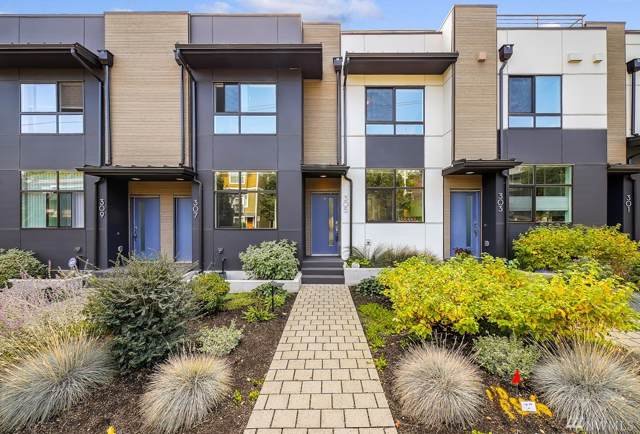 305 Valley St, Seattle, WA 98109 (#1516894) :: McAuley Homes