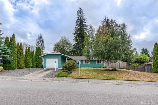 1614 106th St NW, Everett, WA 98204 (#1516898) :: Ben Kinney Real Estate Team