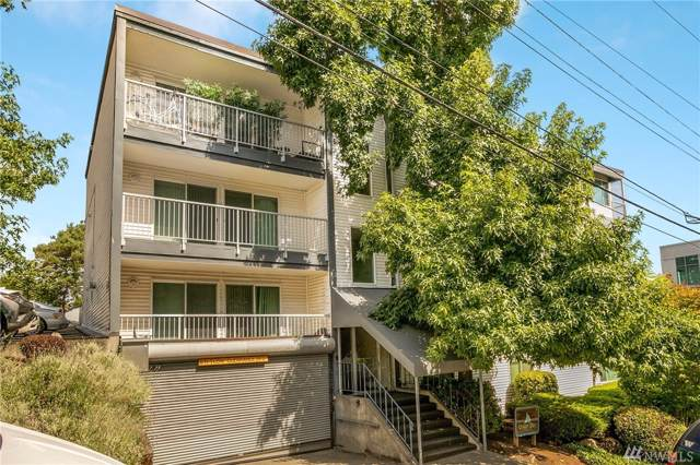 762 Hayes St #31, Seattle, WA 98109 (#1516930) :: Record Real Estate