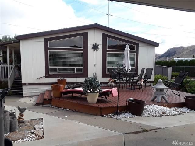 611 N Western Ave #10, Wenatchee, WA 98801 (#1516968) :: McAuley Homes