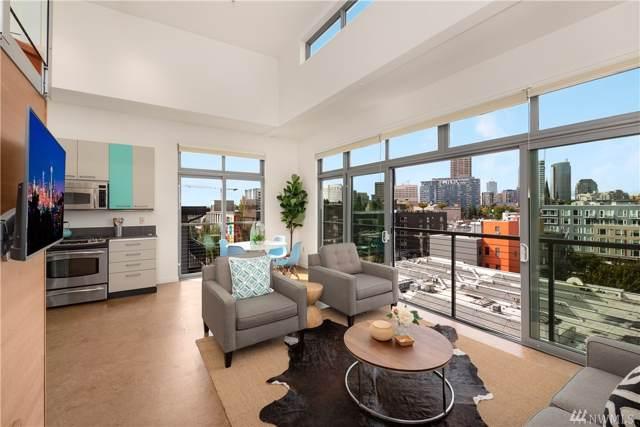 1414 12th Ave #620, Seattle, WA 98122 (#1516986) :: Record Real Estate