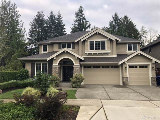 1241 244th Place SE, Sammamish, WA 98075 (#1516988) :: Center Point Realty LLC