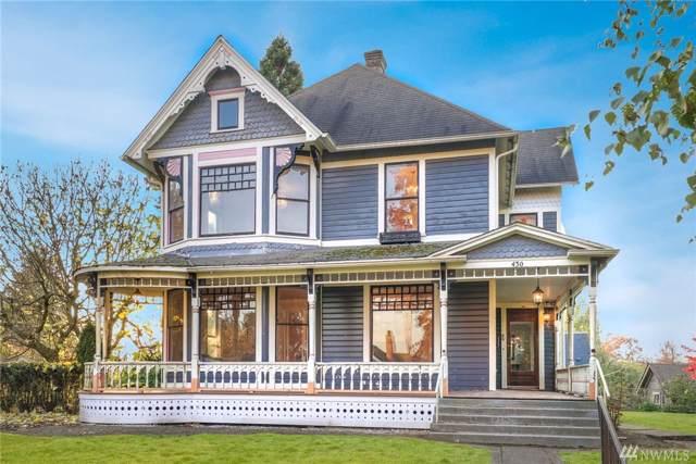 430 Avenue B, Snohomish, WA 98290 (#1517059) :: Record Real Estate