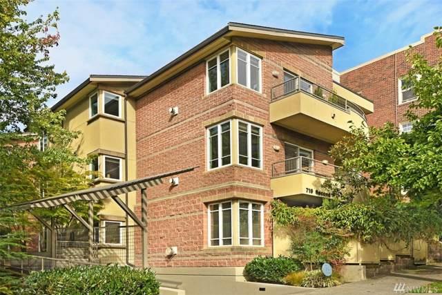 719 2nd Ave W #201, Seattle, WA 98119 (#1517143) :: Ben Kinney Real Estate Team