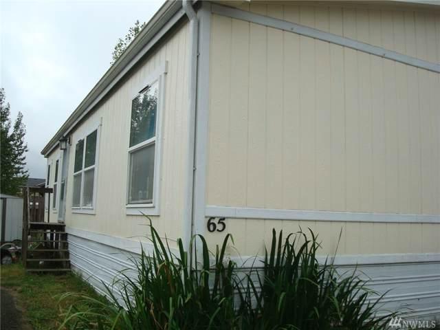 1320 N Oak Harbor St #65, Oak Harbor, WA 98277 (#1517361) :: Ben Kinney Real Estate Team