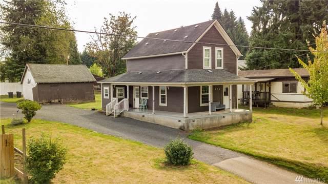 814 D St, Vader, WA 98593 (#1517491) :: Pickett Street Properties
