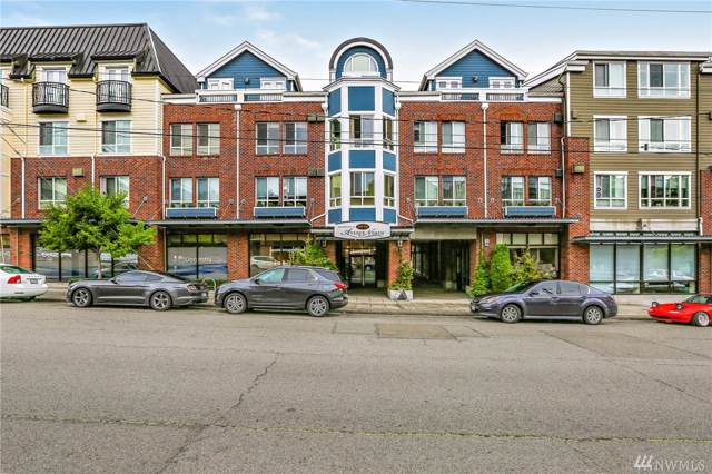 812 5th Ave N #405, Seattle, WA 98109 (#1517593) :: Ben Kinney Real Estate Team