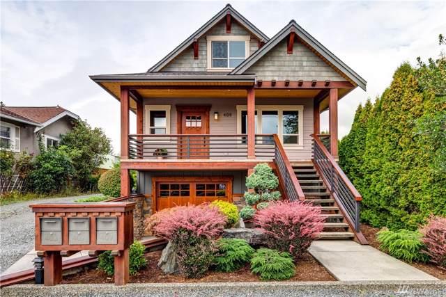 409 E Illinois St, Bellingham, WA 98225 (#1517625) :: Ben Kinney Real Estate Team