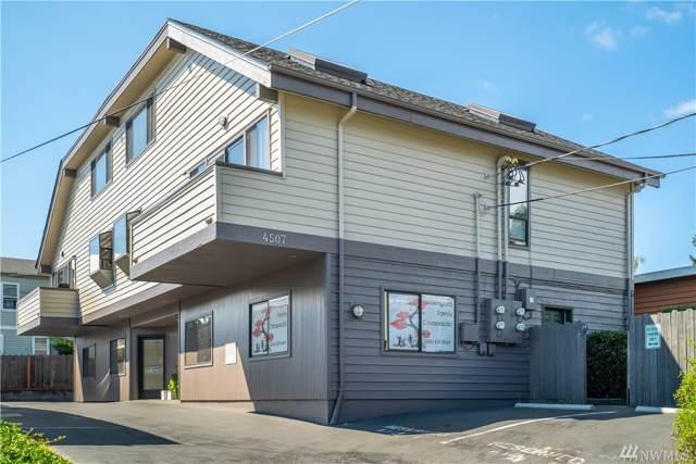 4507 Sunnyside Ave N, Seattle, WA 98103 (#1517661) :: McAuley Homes