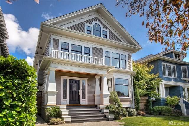 416 17th Ave E, Seattle, WA 98112 (#1517713) :: Record Real Estate