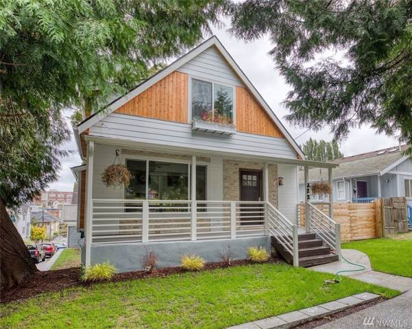 322 20th Ave, Seattle, WA 98122 (#1517821) :: Real Estate Solutions Group