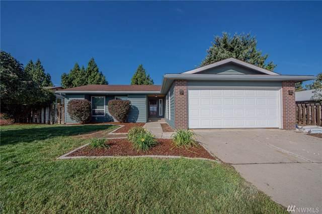 1304 Cascade St, Wenatchee, WA 98801 (#1517829) :: Ben Kinney Real Estate Team