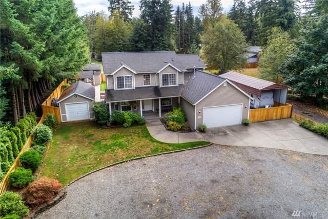 12828 117th St E, Puyallup, WA 98374 (#1518152) :: Chris Cross Real Estate Group