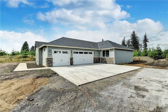 1205 140th St NW, Marysville, WA 98271 (#1518169) :: NW Home Experts