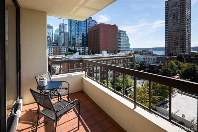 2201 3rd Ave #902, Seattle, WA 98121 (#1518192) :: Ben Kinney Real Estate Team