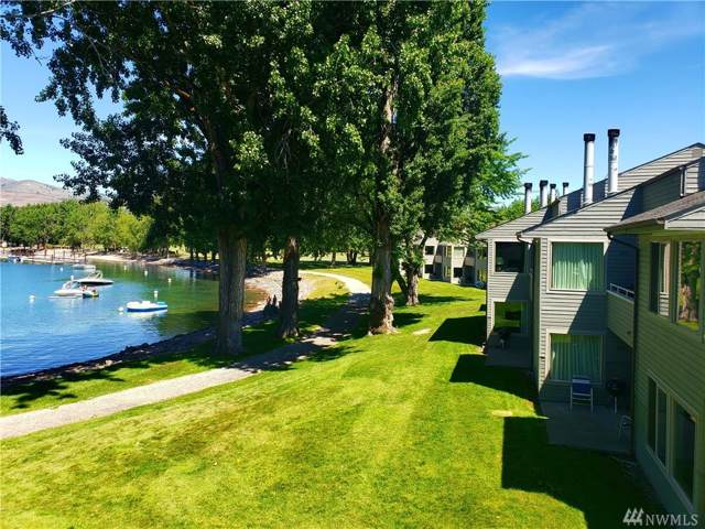 1 Beach 582-O, Manson, WA 98831 (MLS #1518239) :: Nick McLean Real Estate Group