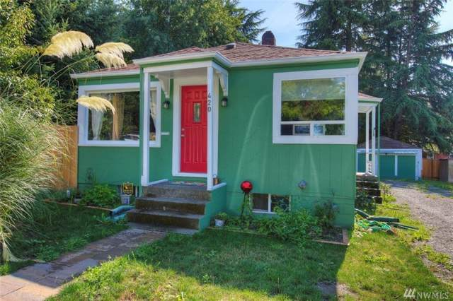 420 E Meeker St, Kent, WA 98030 (#1518252) :: Keller Williams - Shook Home Group