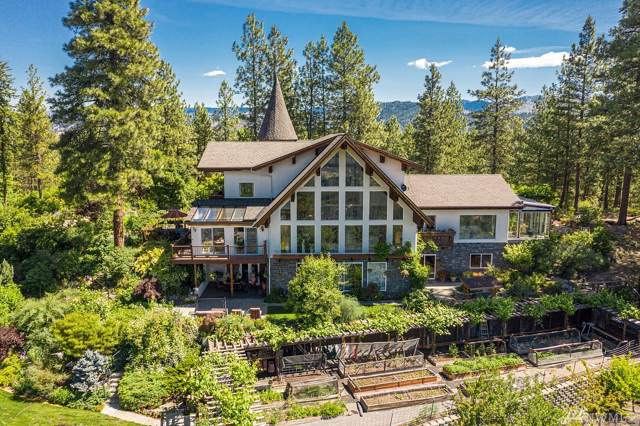 9345 Mountain Home Rd, Leavenworth, WA 98826 (#1518293) :: Liv Real Estate Group
