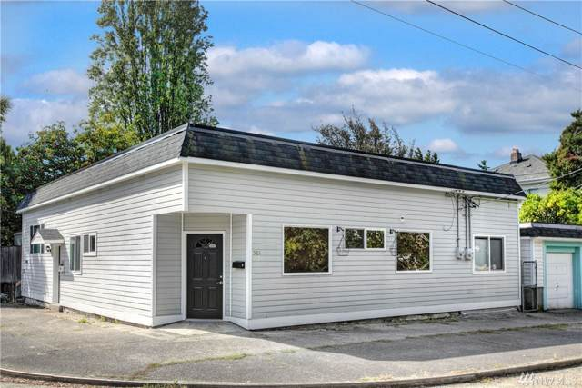 501 NW 73rd St, Seattle, WA 98117 (#1518366) :: Chris Cross Real Estate Group