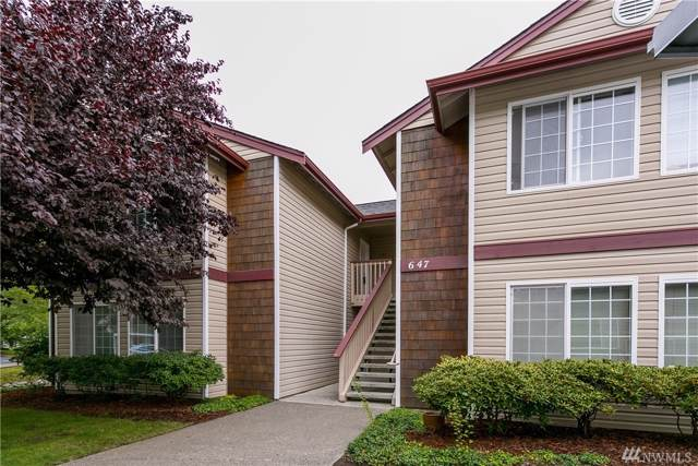 647 W Horton Wy #235, Bellingham, WA 98226 (#1518445) :: Ben Kinney Real Estate Team